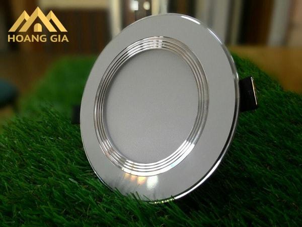 Đặc điểm của loại đèn Led Downlight âm trần 7W