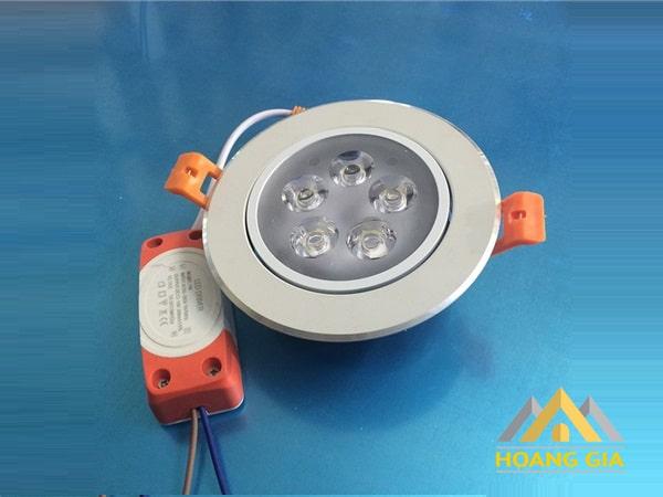 Kiến thức cơ bản về đèn led âm trần chiếu rọi - đèn led spotlight âm trần