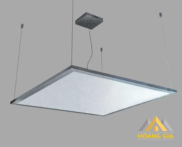 Lắp đèn led Panel dạng thả trần