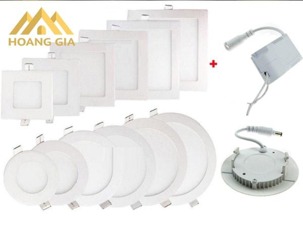 Ưu điểm của đèn Led âm trần và các loại đèn Led âm trần phổ biến