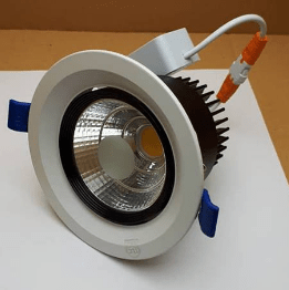 Đèn led âm trần tròn sử dụng Chip Cob