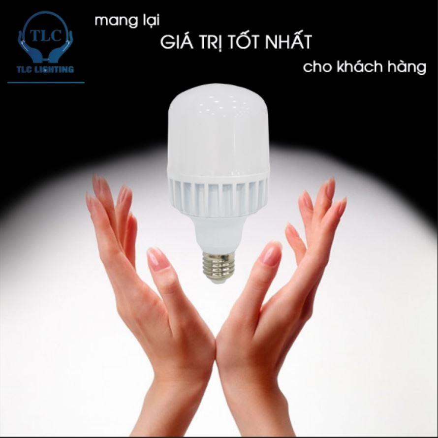 Những hình ảnh mới nhất đèn led bup Plus TLC Lighting phiên bản 2018