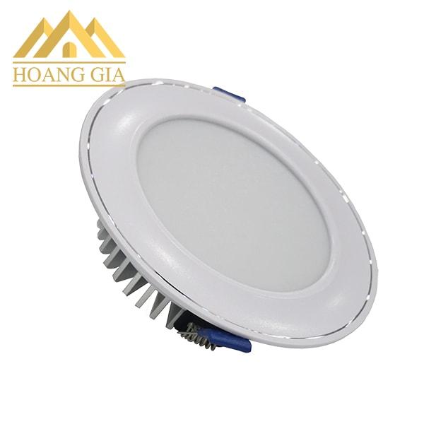 Giá đèn led âm trần mặt cong