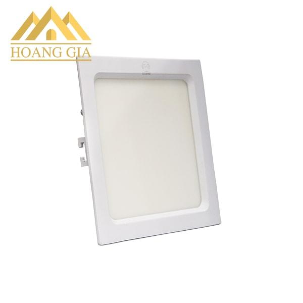 giá đèn led âm trần vuông siêu mỏng