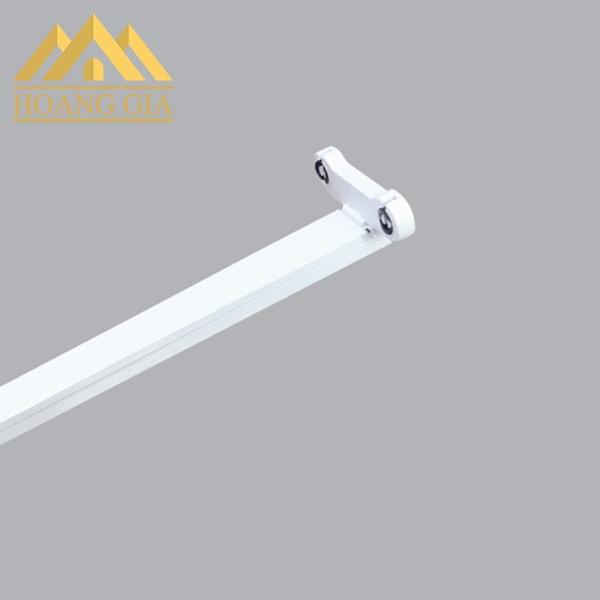 Máng đèn tuýp led đôi 2 bóng