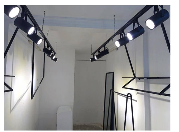 Lý do lựa chọn đèn rọi ray ứng dụng chiếu sáng?