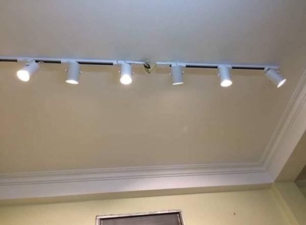 Tại sao lại sử dụng đèn rọi ray led
