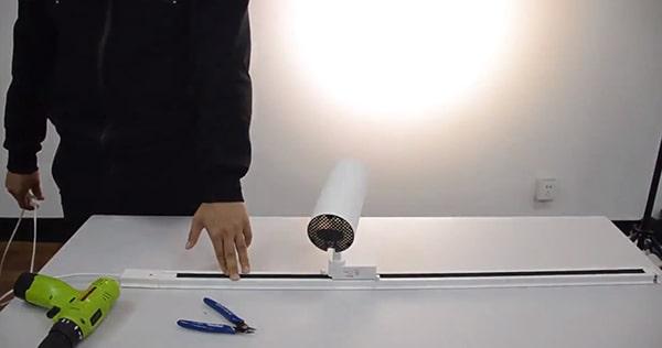 Hướng dẫn lắp đèn rọi ray đơn giản tại nhà