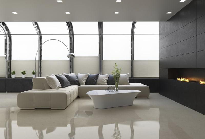 Đèn led âm trần downlight mang lại hiệu quả chiếu sáng gấp đôi so với đèn compact