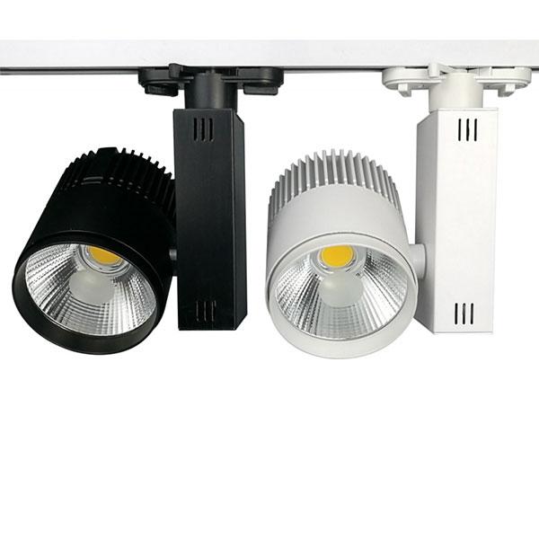 Các loại công suất đèn rọi ray led được sử dụng nhiều nhất hiện nay