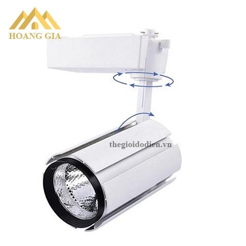 Công suất đèn rọi ray led 30W