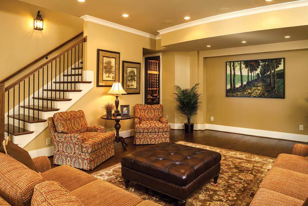 Đèn led âm trần giúp không gian đẹp hơn và tiết kiệm điện hơn