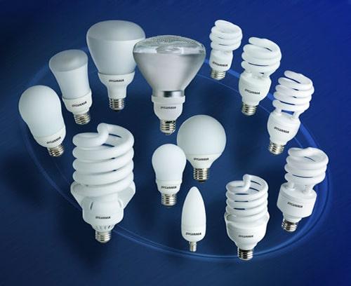 Các loại đèn compact