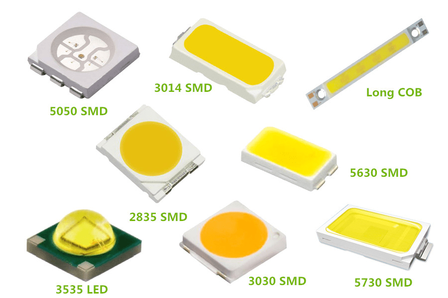 Các loại chip led