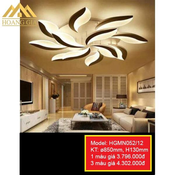 Đèn mâm LED Mica HGMN052/12