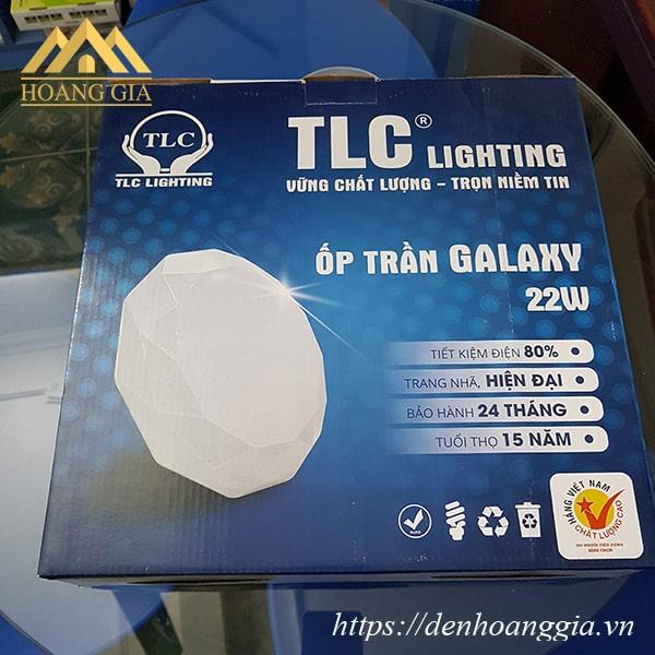 Đèn led ốp trần Galaxy hãng TLC Lighting tiết kiệm điện