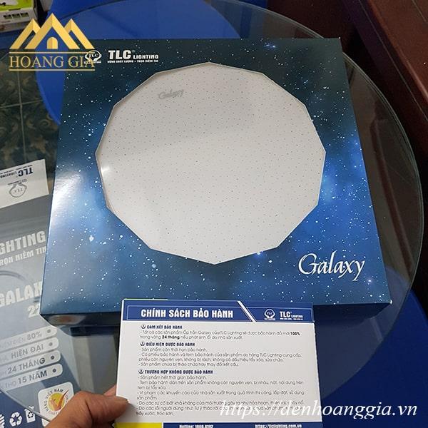 Đèn led ốp trần Galaxy hãng TLC Lighting bảo hành 2 năm