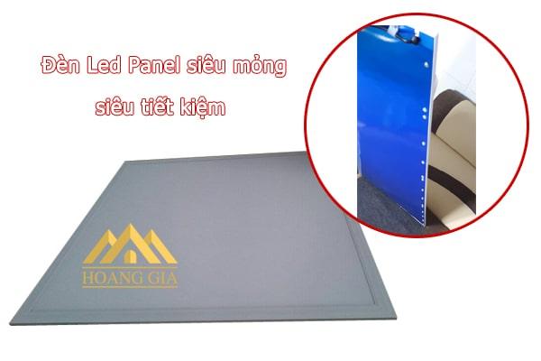 Mẫu đèn led Panel siêu mỏng
