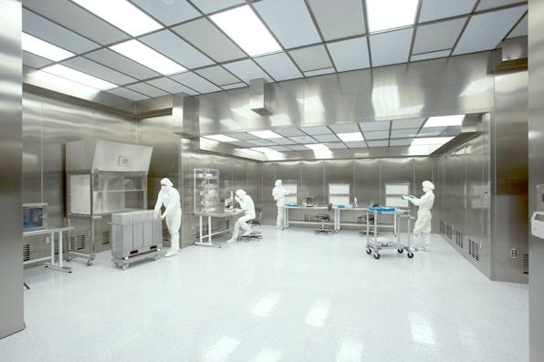 Xưởng in áo tĩnh điện lắp đèn led Panel cho trần thạch cao tấm 600x1200