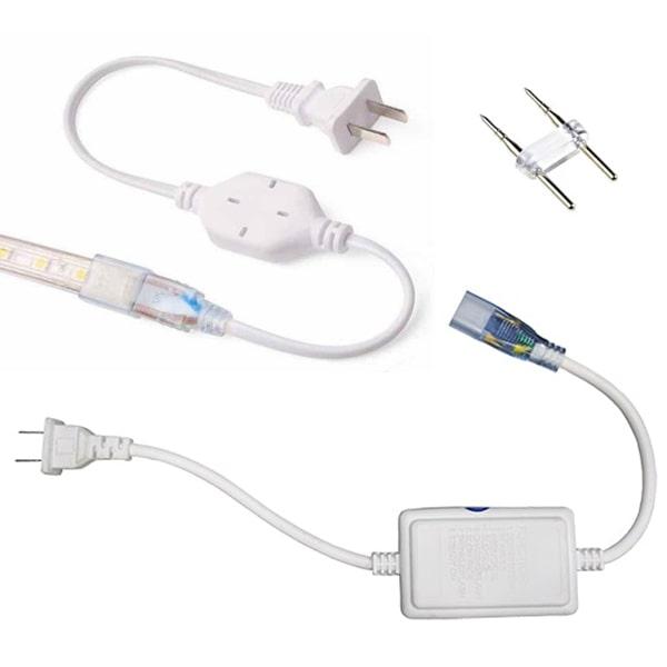 Giá nguồn - khiển nháy đèn led dây siêu sáng