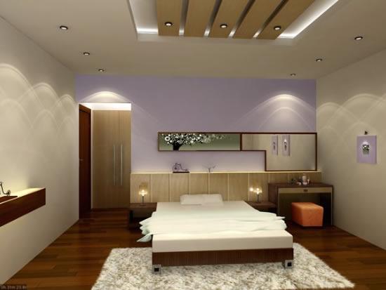 Mẫu đèn trần phòng ngủ đẹp số 4