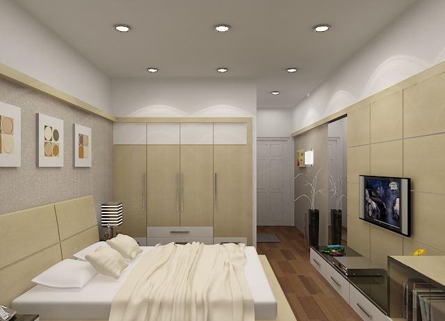 Mẫu đèn trần phòng ngủ đẹp số 9