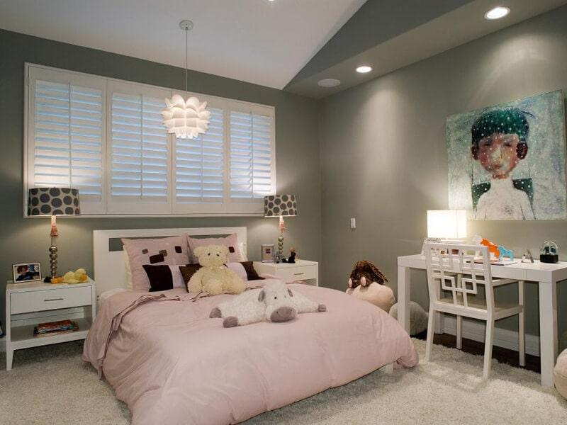 Mẫu đèn trần phòng ngủ trẻ em số 1