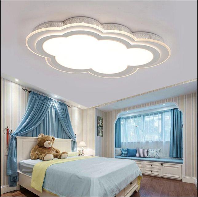 Mẫu đèn trần phòng ngủ trẻ em số 10
