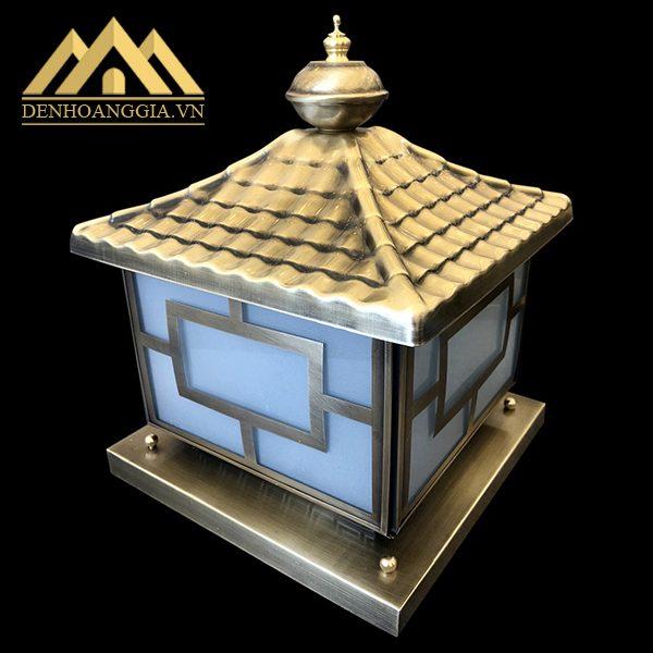 Đèn Trụ Cổng Đồng HGAML-H5001MS thiết kế phong cách cổ điển