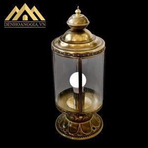 Đèn trụ cổng bằng đồng HGA-ML-H5031-1