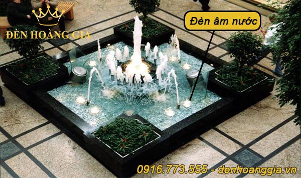 Đài phun nước mini cho sân vườn