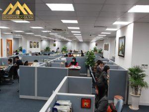 Văn phòng làm việc chuyên nghiệp của BKAV