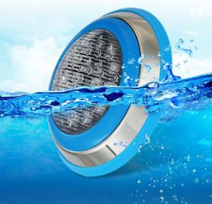 Đèn âm nước hồ bơi có thiết kế tinh thế, nâng cao tính thẩm mỹ