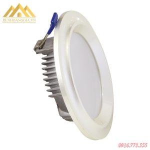 Đèn led âm trần mặt cong Nano Platinum TLC