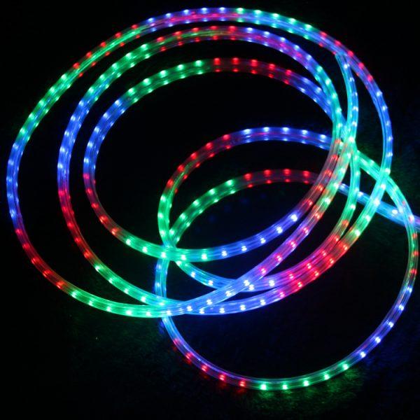 Đèn led chiếu sáng dưới nước dạng led dây đổi màu có thể cắt nối dễ dàng