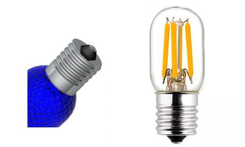 Đèn led bulb đui E17