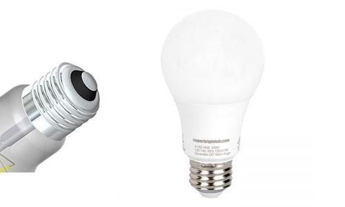 đèn led tròn đui E27