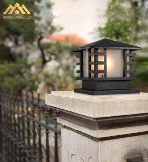 Ứng dụng đèn trụ cổng HGA TA 52