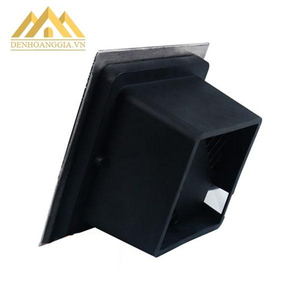 Đế tản nhiệt nhanh của đèn led âm đất 18w vuông giá rẻ giúp tiết kiệm chi phí cho khách hàng