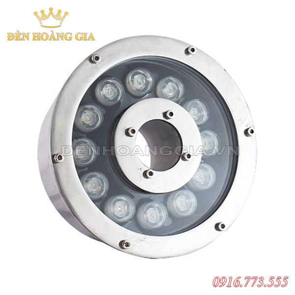 Đèn led âm nước bánh xe 12w