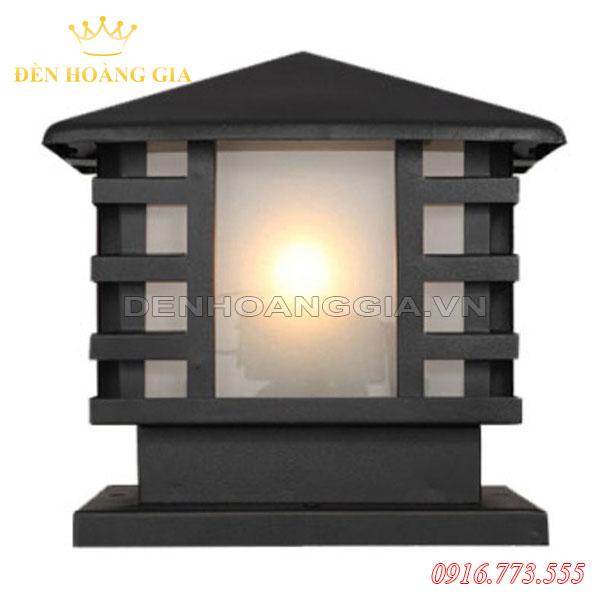Đèn trụ cổng tường rào HGA-TC02 (Nhôm)