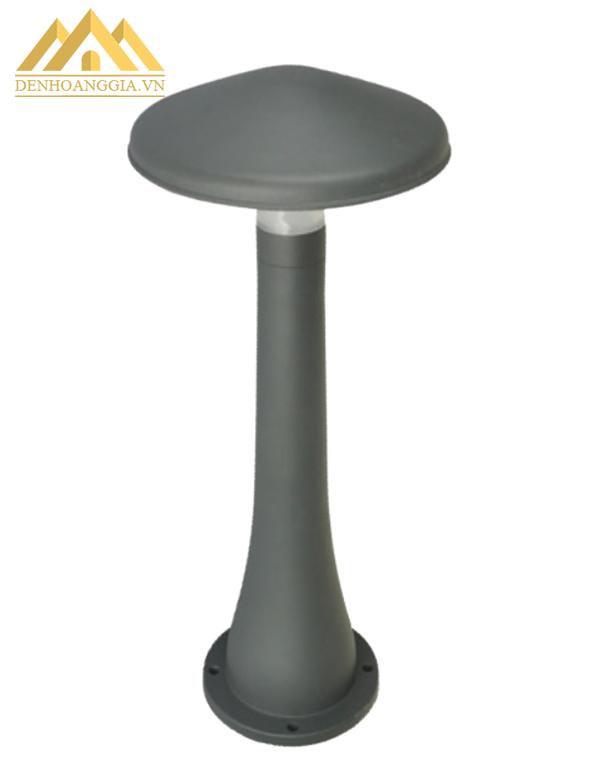 Thiết kế đèn trụ sân vườn HGA-TSV86 có hình dáng giống cây nấm hiện đại