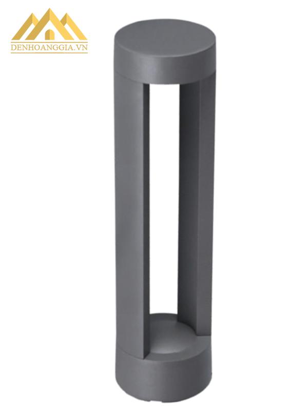 Thiết kế đèn trụ sân vườn HGA-TSV45 thon gọn, dễ lắp đặt và sử dụng