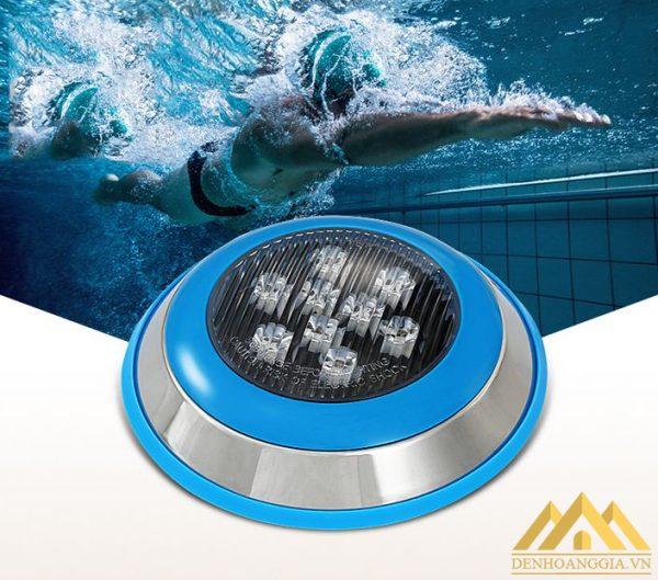 Khả năng chống nước của đèn led bể bơi 12w đạt tiêu chuẩn quốc tế IP68