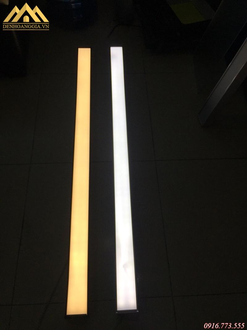 Đèn led thả văn phòng sử dụng chip Epistar - Đài Loan