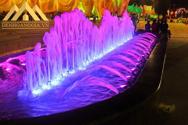 Thiết kế đèn âm nước đạt cấp độ bảo vệ IP68