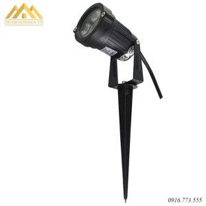 đèn led cắm cỏ cao cấp 3w