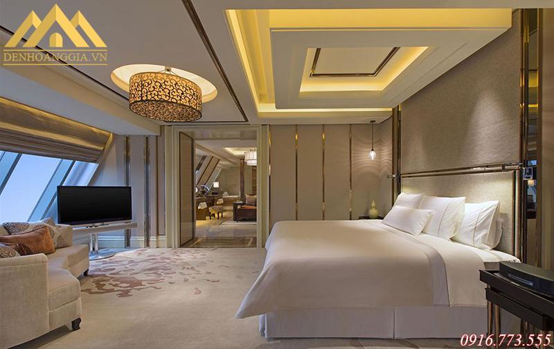Đèn led dây Uranus lắp trong không gian nội thất