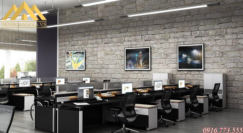Đèn led thả trần văn phòng giá rẻ