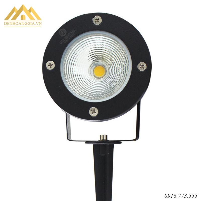 Đèn cắm cỏ COB có các công suất 3w, 5w, 7w